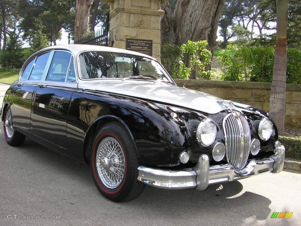 1967 silver black jaguar mk2 saloon 35177798 car color galleries. Black Bedroom Furniture Sets. Home Design Ideas