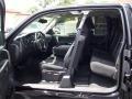 2011 Black Chevrolet Silverado 1500 LT Extended Cab  photo #3