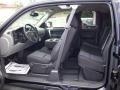 2011 Black Chevrolet Silverado 1500 LS Extended Cab  photo #3
