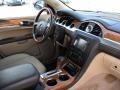 2008 Cocoa Metallic Buick Enclave CXL  photo #26