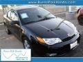 Black Onyx 2006 Saturn ION 3 Quad Coupe