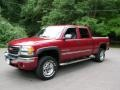 Sport Red Metallic 2005 GMC Sierra 2500HD Gallery