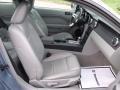 2007 Windveil Blue Metallic Ford Mustang V6 Premium Coupe  photo #12