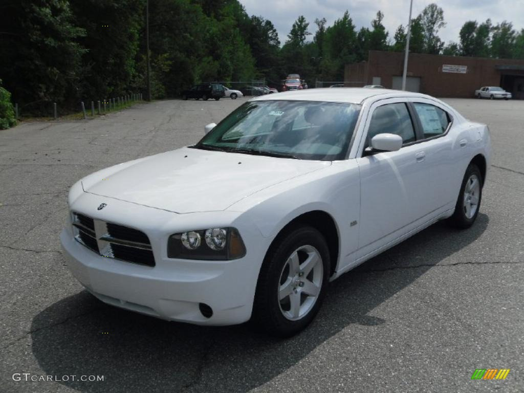 2010 Stone White Dodge Charger 3 5l 35283796 Gtcarlot