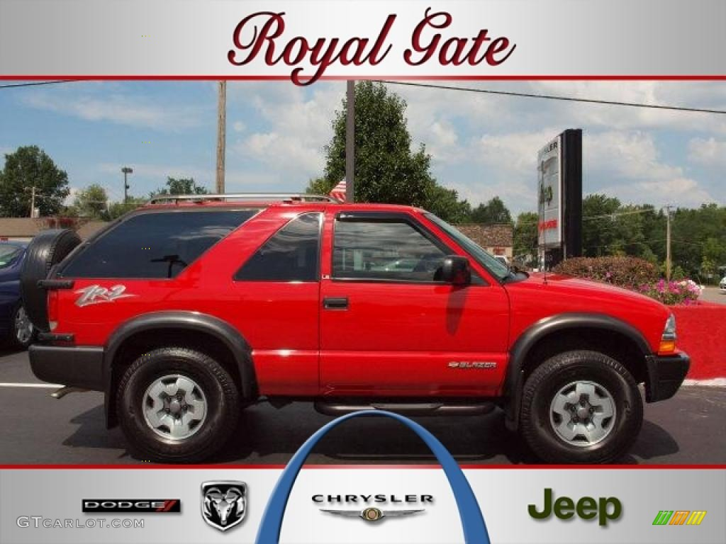 2002 victory red chevrolet blazer ls zr2 4x4 35282972 gtcarlot victory red chevrolet blazer chevrolet blazer ls zr2 4x4 sciox Image collections