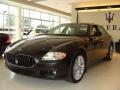 2010 Grigio Granito (Dark Grey Metallic) Maserati Quattroporte  #35282998
