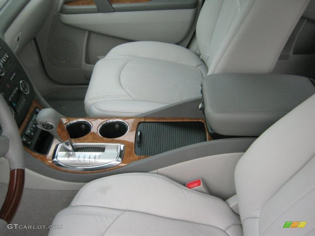 2011 cyber gray metallic buick enclave cxl 35283522 photo 12 car color galleries for Buick enclave titanium interior