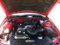 2007 Torch Red Ford Mustang V6 Premium Coupe  photo #11