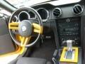 2007 Grabber Orange Ford Mustang V6 Deluxe Coupe  photo #14