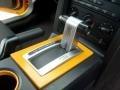 2007 Grabber Orange Ford Mustang V6 Deluxe Coupe  photo #19