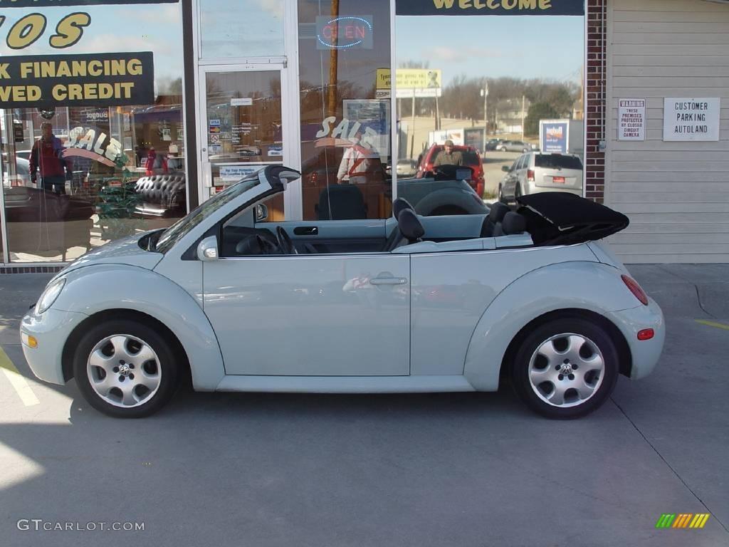 2003 campanella white volkswagen new beetle gls. Black Bedroom Furniture Sets. Home Design Ideas
