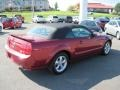 2007 Redfire Metallic Ford Mustang GT Premium Convertible  photo #5