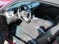 2007 Redfire Metallic Ford Mustang GT Premium Convertible  photo #13