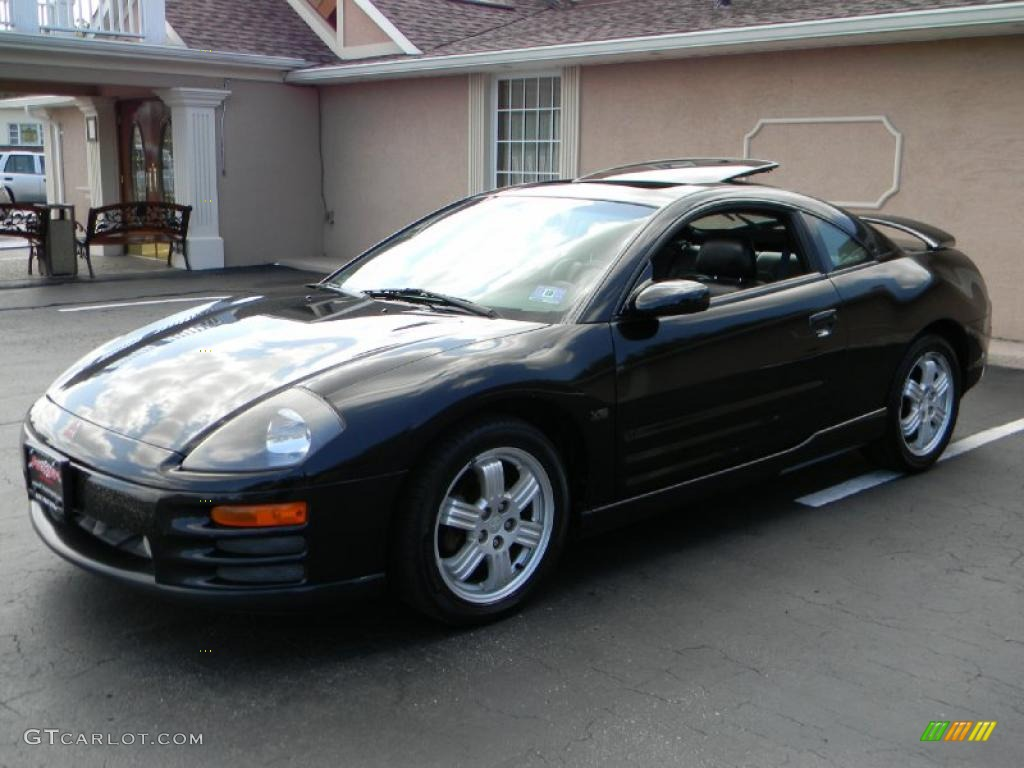 2001 kalapana black mitsubishi eclipse gt coupe 35354078 car color galleries. Black Bedroom Furniture Sets. Home Design Ideas