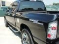 2006 Black Dodge Ram 1500 Night Runner Quad Cab  photo #5