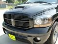 2006 Black Dodge Ram 1500 Night Runner Quad Cab  photo #13