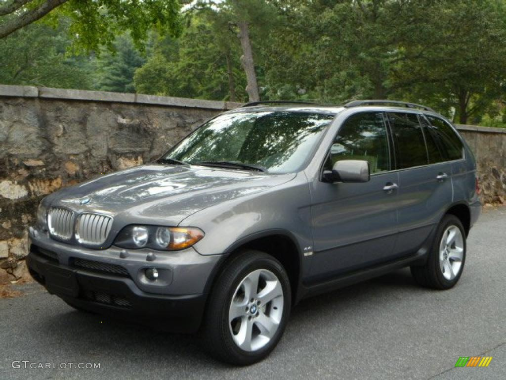 2006 Stratus Grey Metallic Bmw X5 4 4i 35353963