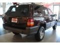 1996 Dark Rosewoood Pearlcoat Jeep Grand Cherokee Laredo 4x4  photo #7