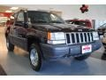 1996 Dark Rosewoood Pearlcoat Jeep Grand Cherokee Laredo 4x4  photo #9