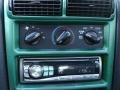 2000 Electric Green Metallic Ford Mustang V6 Coupe  photo #8