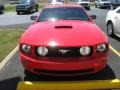 2007 Torch Red Ford Mustang GT/CS California Special Coupe  photo #2