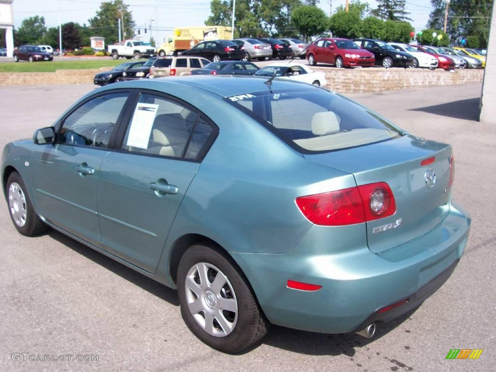 2004 starlight green mica mazda mazda3 i sedan 3483898 photo 26 car color. Black Bedroom Furniture Sets. Home Design Ideas
