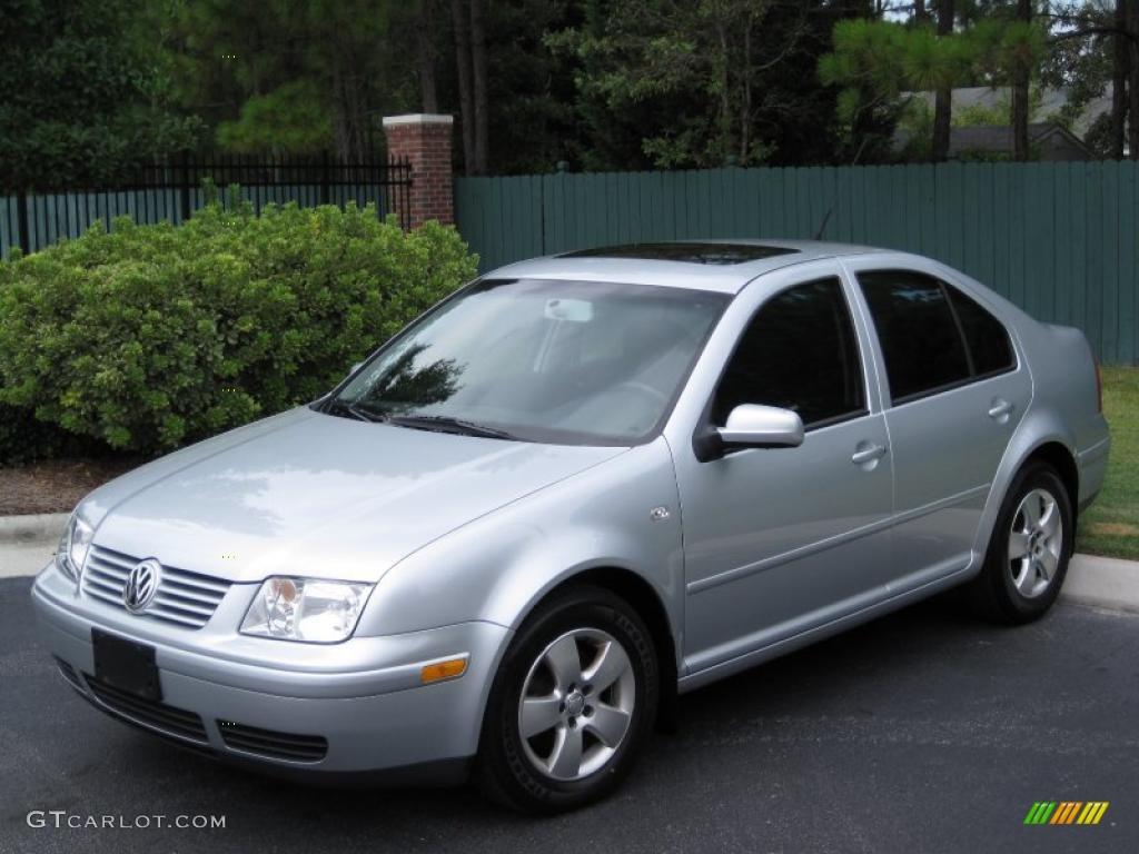 2003 reflex silver metallic volkswagen jetta gls tdi sedan 35427320 car color. Black Bedroom Furniture Sets. Home Design Ideas