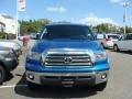 2008 Blue Streak Metallic Toyota Tundra SR5 TRD Double Cab  photo #2