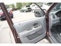 2007 Dark Cherry Pearl Honda Pilot EX 4WD  photo #13