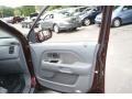 2007 Dark Cherry Pearl Honda Pilot EX 4WD  photo #16