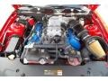 2011 Race Red Ford Mustang Shelby GT500 SVT Performance Package Coupe  photo #20