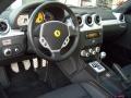 2006 612 Scaglietti Charcoal Interior