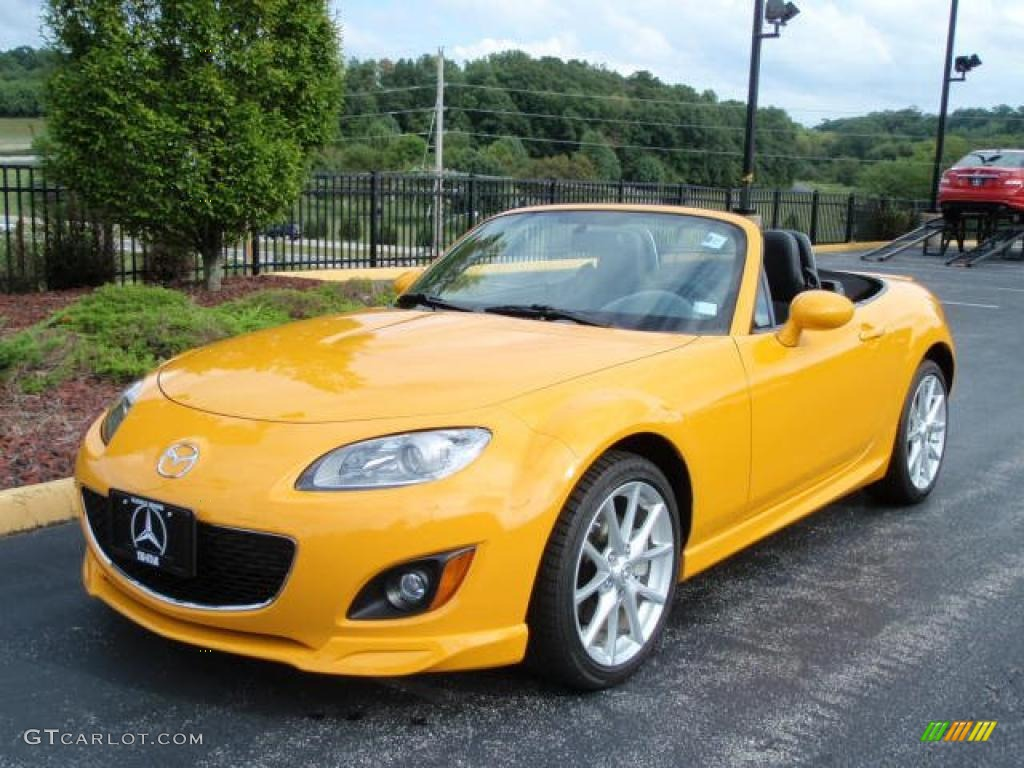 What yellow would you like to see in ND? - MX-5 Miata Forum