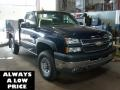 Dark Blue Metallic 2005 Chevrolet Silverado 3500 Gallery
