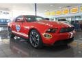 2011 Race Red Ford Mustang GT Coupe Daytona 500 Official Pace Car  photo #1