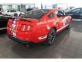 2011 Race Red Ford Mustang GT Coupe Daytona 500 Official Pace Car  photo #3