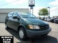 Woodland Pearl Green Metallic 2000 Toyota Sienna Gallery
