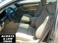 Desert Mist Metallic - Accord EX V6 Coupe Photo No. 10