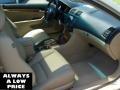 Desert Mist Metallic - Accord EX V6 Coupe Photo No. 17