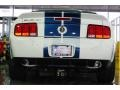 2007 Performance White Ford Mustang Shelby GT500 Coupe  photo #5