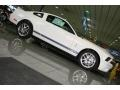 2007 Performance White Ford Mustang Shelby GT500 Coupe  photo #9