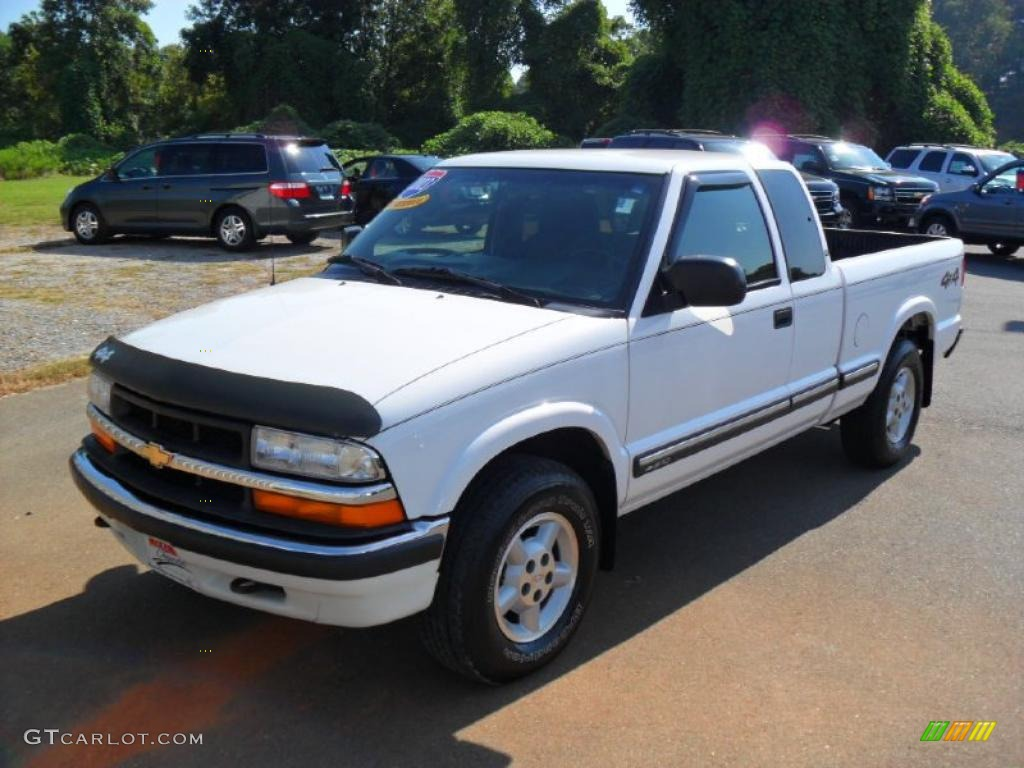 2003 S10 ls Extended Cab 4x4