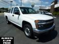 Summit White 2004 Chevrolet Colorado Extended Cab