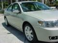 2008 Light Sage Metallic Lincoln MKZ Sedan  photo #2