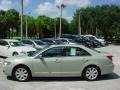 2008 Light Sage Metallic Lincoln MKZ Sedan  photo #9