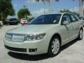 2008 Light Sage Metallic Lincoln MKZ Sedan  photo #13