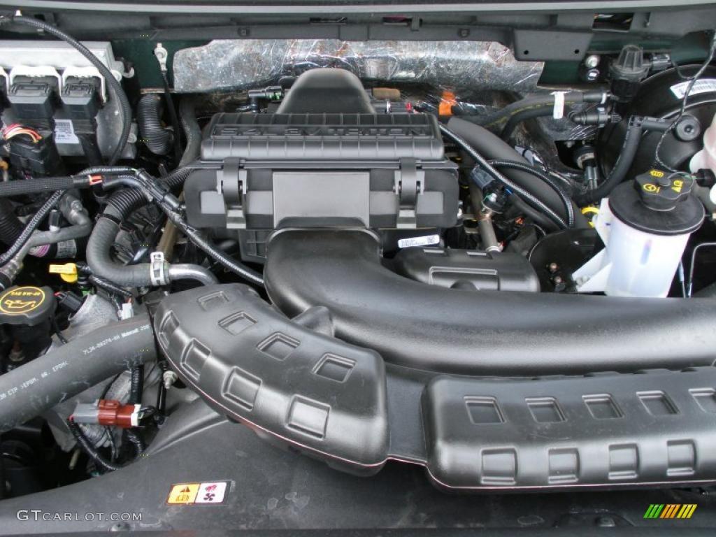 2008 ford f150 lariat supercrew 5 4 liter sohc 24 valve for Motor ford f150 v8