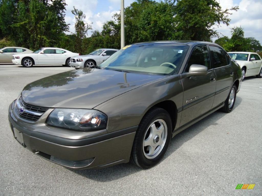 2002 medium bronzemist metallic chevrolet impala ls 35719937. Cars Review. Best American Auto & Cars Review