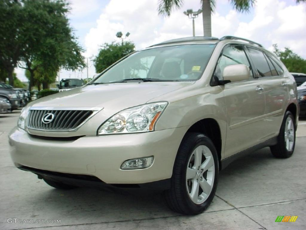 2008 savannah metallic lexus rx 350 35788158 photo 14 car color galleries. Black Bedroom Furniture Sets. Home Design Ideas