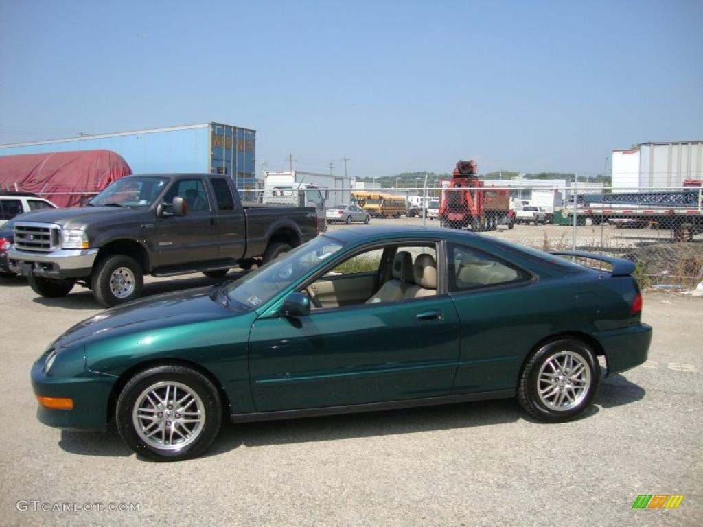 Clover Green Pearl Acura Integra GS Coupe Photo - Acura integra gs 2000